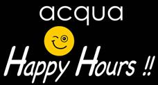 Happy Hours!!!